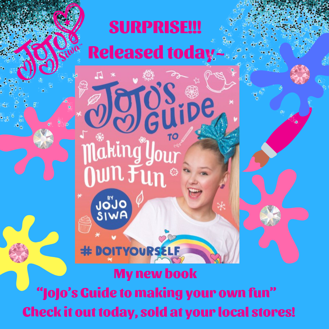 Its Jojo Siwa Official Website Of Jojo Siwa