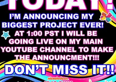 11.7.2018 DREAM the Tour announement