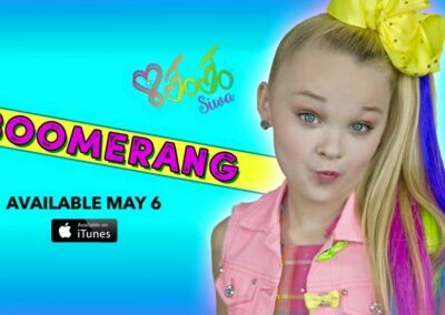 Boomerang Release 5.5.2016