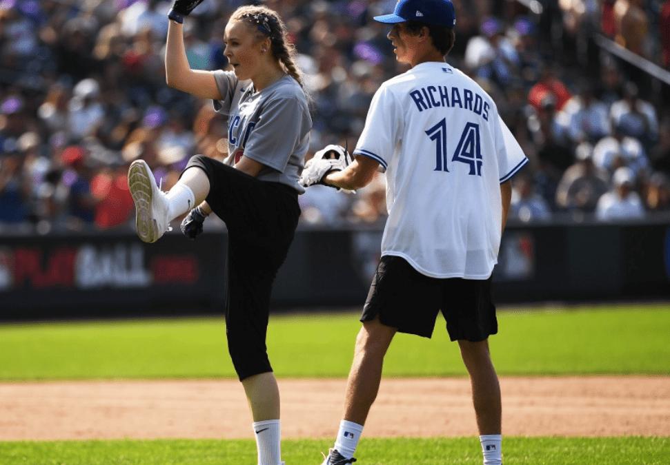 """Celebrity Softball"""